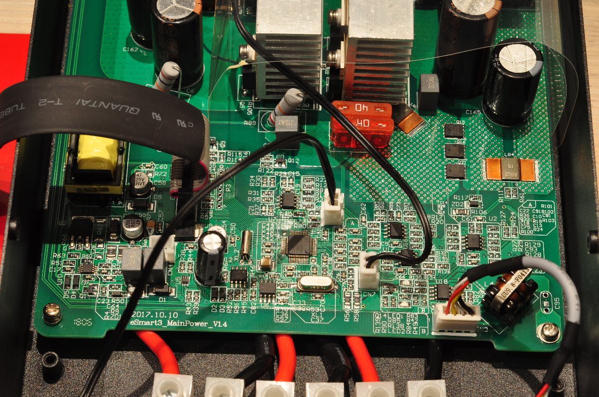 skagmo com - eSmart3 MPPT PV charger review